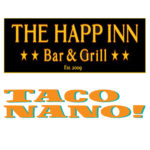 The Happ Inn Bar & Grill / Taco Nano